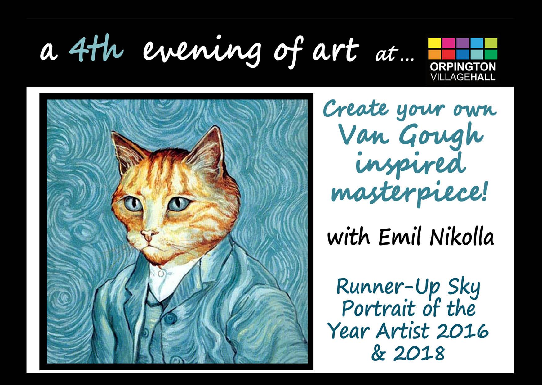 4th Evening of Art image