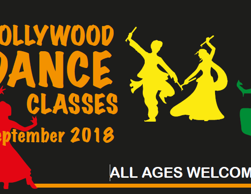 Bollywood Dance Class Logo