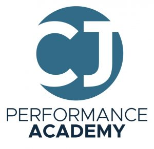 CJ Performance Academy logo