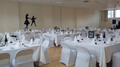 Wedding reception at Orpington Village Hall