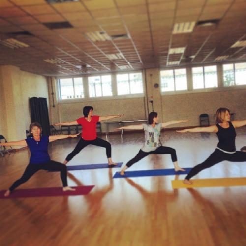 Yoga AB Hall